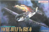 Dragon Model Kit letadlo 5007 - FOCKE-WOLF TA-152C - 0 (1:72)