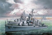 Dragon Model Kit loď 7089 - U.S.S. BUCHANAN DD-484, 1945 (1:700)