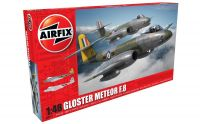 Airfix Classic Kit letadlo A09182 - GLOSTER METEOR F.8 (1:48)