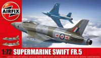 Airfix Classic Kit letadlo A04003 - Supermarine Swift F.R. Mk5 (1:72)