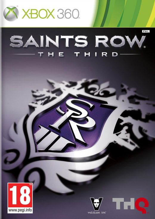 Saints Row: The Third (X360)