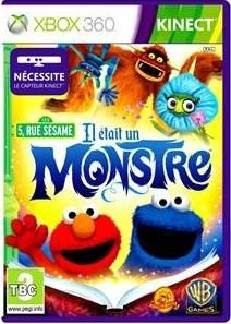 Sesame Street:Once upon a Monster (X360)