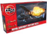 1:72 Royal Aircraft Facility BE2C