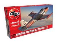 1:72 Hunting Percival Jet Provost T.3/T.3a
