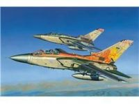 "Dragon Model Kit letadlo 4582 - TORNADO F-3 56 (RESERVE) SQUADRON ""THE FIREBIRDS"" (1:144)"