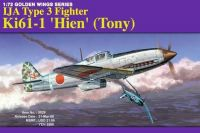 1:72 IJA TYPE 3 FIGHTER Ki61-1 'HIEN' (TONY) 3 in 1
