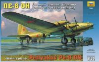 1:72 Petlyakov Pe-8 ON Stalin´s Plane (re-release)