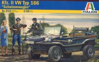 Italeri Model Kit military 0313 - Kfz. 69 SCHWIMMWAGEN (1:35)