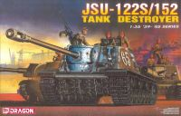 1:35 JSU 122S/152 Tank Destroyer