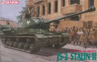 Dragon Model Kit tank 6012 - JS-2 STALIN II (1:35)