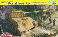 1:35 PANTHER G EARLY PRODUCTION PZ.RGT.26 ITALIAN FRONT