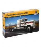 Italeri Model Kit truck 3915 - CLASSIC WESTERN STAR (1:24)